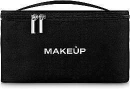 Парфумерія, косметика Органайзер дорожній, чорний - Makeup