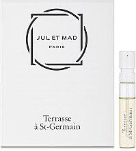 Духи, Парфюмерия, косметика Jul et Mad Terrasse A St-Germain - Духи (пробник)