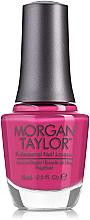 Духи, Парфюмерия, косметика УЦЕНКА Лак для ногтей - Morgan Taylor Professional Nail Lacquer *