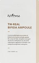 Духи, Парфюмерия, косметика Антивозрастная сыворотка с бифидобактериями - IsNtree TW-Real Bifida Ampoule (пробник)
