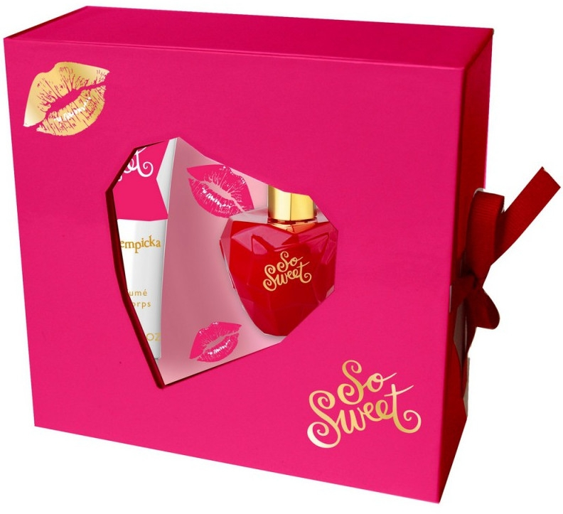 Lolita Lempicka So Sweet - Набор (edp/50ml +b/lot/75ml)