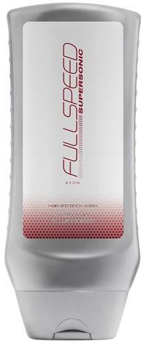 Avon Full Speed Supersonic - Очищающий гель для тела и волос