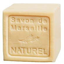 """Духи, Парфюмерия, косметика Мыло в форме куба """"Натуральное"""" - Le Chatelard 1802 Savon de Marseille Natural Soap"""