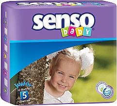 Духи, Парфюмерия, косметика Подгузники Senso Baby Junior 5 (11-25 кг) 32 шт - Senso Baby