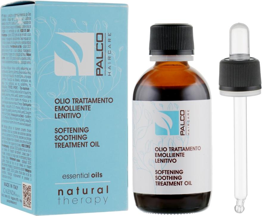 Концентрированная смесь для чувствительной кожи головы - Palco Professional Soothing Treatment Oil