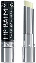 Духи, Парфюмерия, косметика Мужской бальзам для губ - Astra Make-Up Lip Balm Care For Men