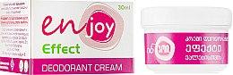 Духи, Парфюмерия, косметика Эко-крем-дезодорант - Enjoy & Joy For Women Deodorant Cream
