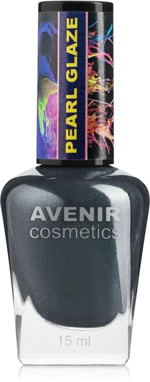 Перламутровый лак для ногтей - Avenir Cosmetics Pearl Glaze