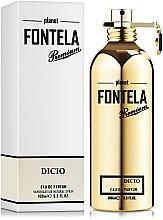 Духи, Парфюмерия, косметика Fontela Dicio - Парфюмированная вода