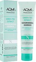 Духи, Парфюмерия, косметика Эссенция для поврежденных волос - Aomi Green Tea Extract Nourishing Essence