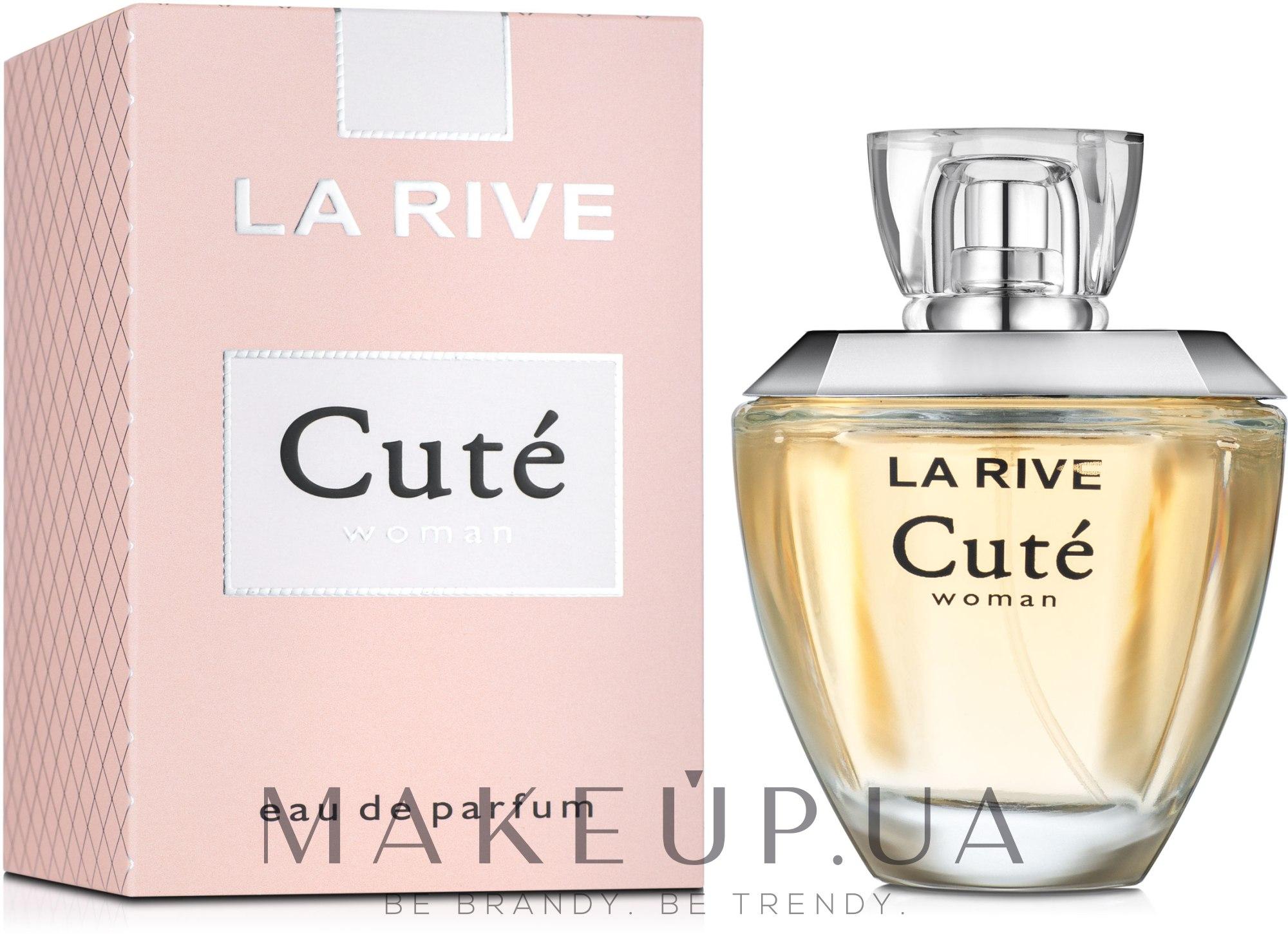 La Rive Cute Woman - Парфюмированная вода — фото 100ml