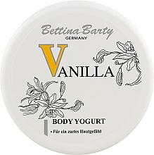 "Духи, Парфюмерия, косметика Йогурт для тела ""Ваниль"" - Bettina Barty Vanilla Body Yogurt"