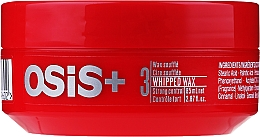 Віск-суфле для волосся - Schwarzkopf Professional Osis+ Whipped Wax Wachs Soufle 3 — фото N2