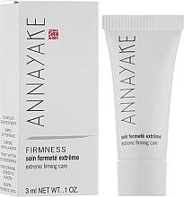 Духи, Парфюмерия, косметика Крем для максимальной упругости кожи лица - Annayake Extreme Firming Care (пробник)