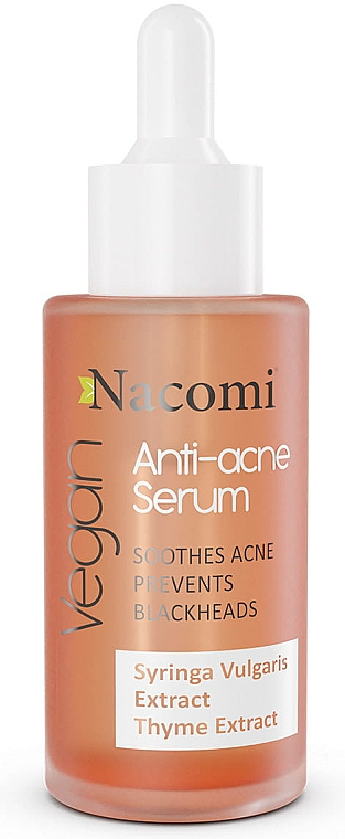 Сыворотка для лица - Nacomi Anti-Acne Serum