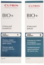 Духи, Парфюмерия, косметика Набор для мужчин против выпадения - Cutrin BIO+ Stimulant (sham/200ml + serum/150ml)