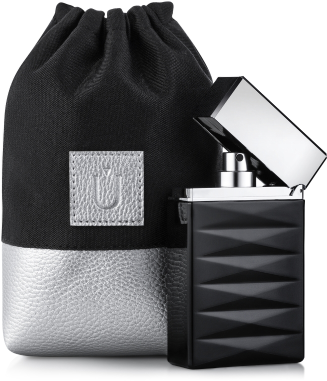 """Подарочный кисет для парфюмерии, черный """"Perfume Dress"""" - Makeup"""