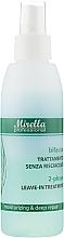 Духи, Парфюмерия, косметика Двухфазное обновляющее средство для поврежденных волос - Mirella Hair Care 2-phase Treatment