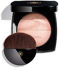 Духи, Парфюмерия, косметика Пудра-хайлайтер - Chanel Eclat Du Desert Exclusive Creation Limited Edition Illuminating Powder