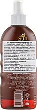 Солнцезащитное масло для усиления загара - Dalan Sun Brown Protection SPF 15 — фото N2