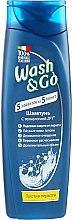 Духи, Парфюмерия, косметика Шампунь против перхоти с технологией ZPT - Wash&Go