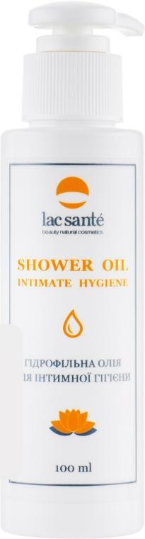 Гидрофильное масло для интимной гигиены - Lac Sante Shower Oil Intimate Hygiene