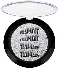 Духи, Парфюмерия, косметика Ресницы накладные с двумя магнитами - Divia Di944 DMC12