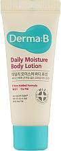Духи, Парфюмерия, косметика Нежный, увлажняющий лосьон для тела - Derma-B Daily Moisture Body Lotion (мини)