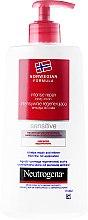 Духи, Парфюмерия, косметика Интенсивный восстанавливающий лосьон для тела - Neutrogena Norwegian Formula Intense Repair Body Lotion