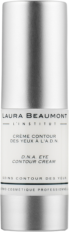 Крем вокруг глаз с нуклепротеидами - Laura Beaumont DNA Eye Contour Crem