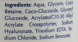 Гель для умывания - Eucerin DermatoClean Refreshing Cleansing Gel — фото N3