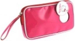 Духи, Парфюмерия, косметика Косметичка с зеркалом - Koto Parfums Hello Kitty Toilet Case Mirror