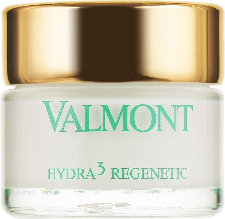 Увлажняющий крем для лица - Valmont Hydration Hydra 3 Regenetic Cream