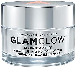 Духи, Парфюмерия, косметика Увлажняющий крем с эффектом сияния - GlamGlow GlowStarter Mega Illuminating Moisturizer