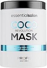 Духи, Парфюмерия, косметика Маска для волос питательная - Profis Coco Revolution