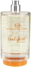 Духи, Парфюмерия, косметика Sergio Tacchini Feel Good Woman - Туалетная вода (тестер без крышечки)