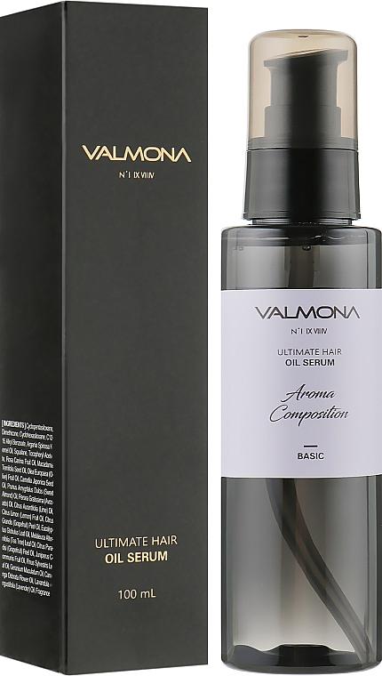 """Сыворотка для волос """"Ароматическая композиция"""" - Valmona Ultimate Hair Oil Serum Aroma Composition"""
