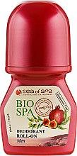 Дезодорант шариковый мужской - Sea of Spa Bio Spa Deodorant Roll On For Men — фото N3