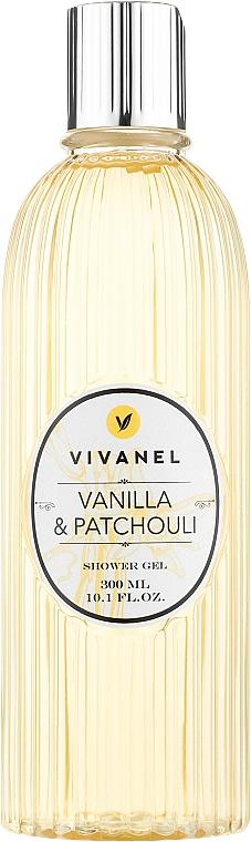 "Vivian Gray Vivanel Vanilla & Patchouli - Гель для душа ""Ваниль и пачули"""