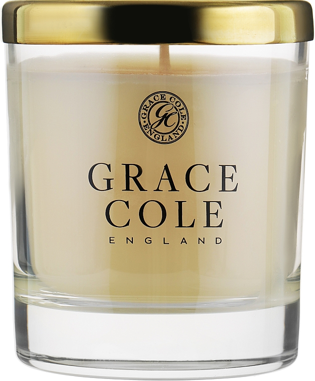 Ароматизированная свеча - Grace Cole Boutique Oud Accord & Velvet Musk Fragrant Candle