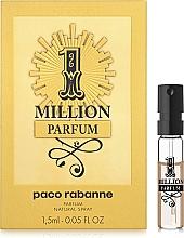 Духи, Парфюмерия, косметика Paco Rabanne 1 Million Parfum - Парфюмированная вода (пробник)
