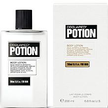 Духи, Парфюмерия, косметика DSQUARED2 Potion for Man - Лосьон для тела