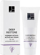 Духи, Парфюмерия, косметика Дневной крем для жирной и проблемной кожи - Dr. Kadir Deep Restore Day Cream For The Oily And Problematic Skin