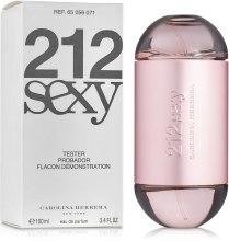 Carolina Herrera 212 Sexy - Парфюмированная вода (тестер с крышечкой) — фото N2