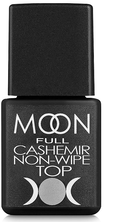 Матовый топ без липкого слоя - Moon Full Cashemir Non-Wipe Top