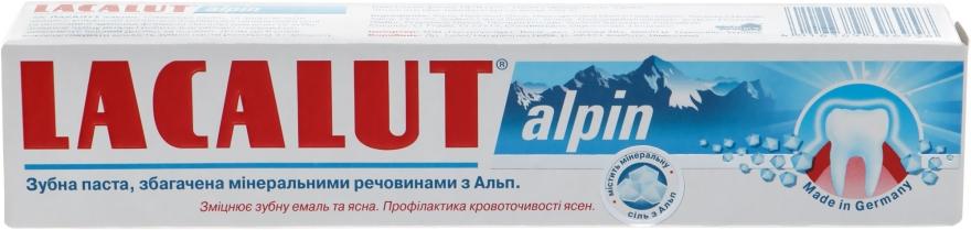 """Зубная паста """"Alpin"""" - Lacalut"""