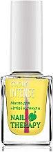 Духи, Парфюмерия, косметика Персиковое массажное масло для ногтей и кутикулы - Colour Intense Nail Therapy
