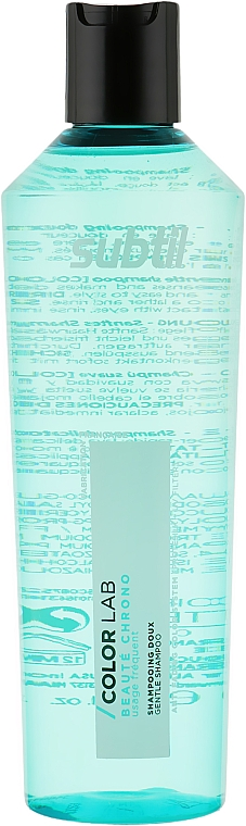 Шампунь для волос - Laboratoire Ducastel Subtil Color Lab Beauty Chrono Gentle Shampoo