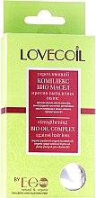 Парфумерія, косметика Зміцнювальний комплекс біо-олій проти випадіння волосся - ECO Laboratorie Lovecoil Bio Oil Complex
