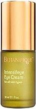 Духи, Парфюмерия, косметика Крем под глаза для всех типов кожи - Botanifique Intensifeye Eye Cream